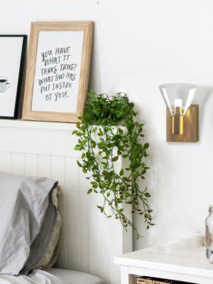 מנורת קיר דגם CONO יחיד