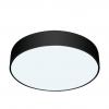 גוף תאורה בליני צמוד תקרה שחור