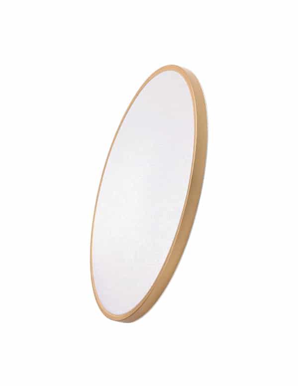 מנורת תקרה NEXT צמוד תקרה בצבע זהב