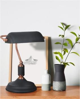 מנורות שולחן לילה וקריאה