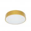 גוף תאורה בליני צמוד תקרה זהב