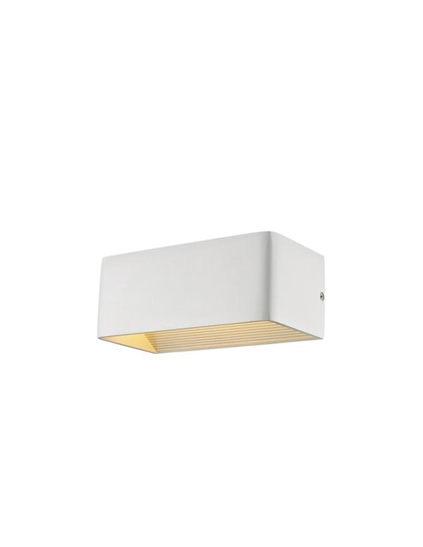 גוף תאורה TEXAS לבן קטן